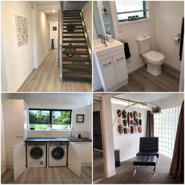 Foyer, Bathroom, Laundry/Utility room and Bedroom renovation by Doig Building & Renovation Ltd